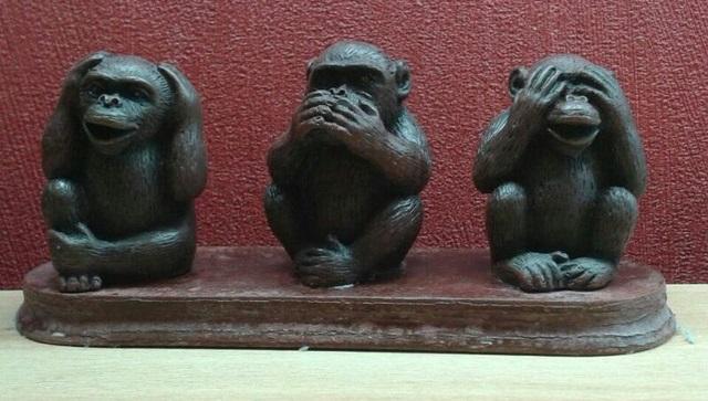 Die 3 Affen